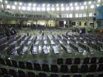 Suasana didalam Auditorium Uncen